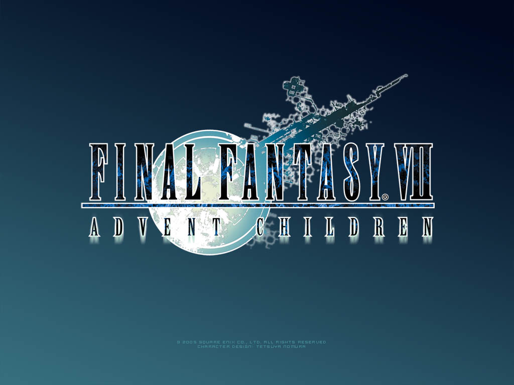 final fantasy vii advent children / ff7ac - wallpapers