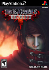 Final Fantasy VII Dirge of Cerberus Box Art - USA