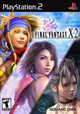 Final Fantasy X-2 Box Art - USA