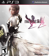 Final Fantasy XIII Box Art - PS3
