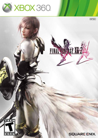Final Fantasy XIII Box Art - Xbox 360