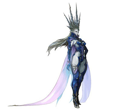 Concept art of Shiva